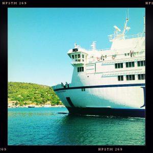 Jadrolinija Ferry Split Vis