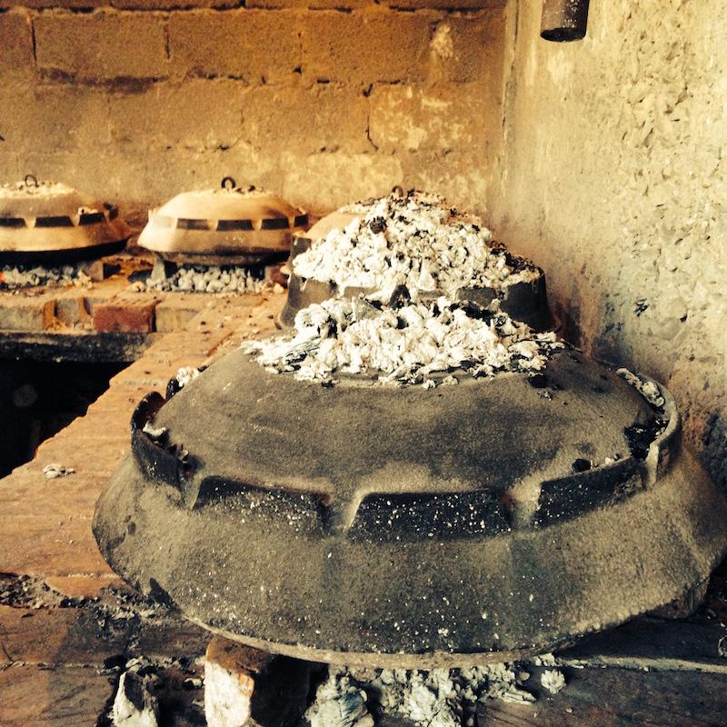 Peka oven, island of Vis, Budikovac